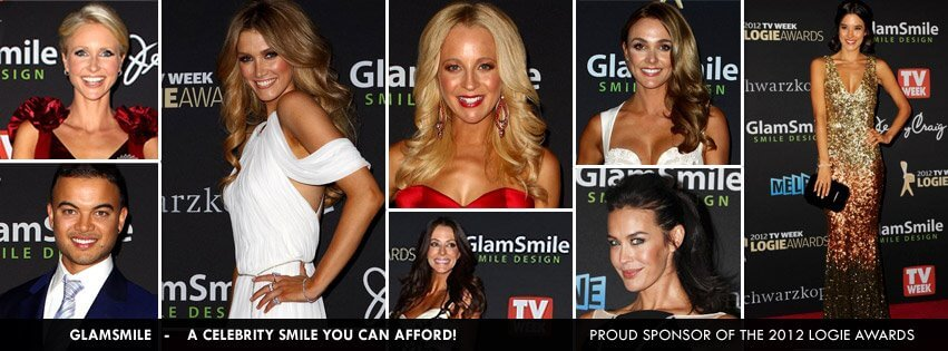 GlamSmile is a Major Sponsor of The 2012 TV Week Logie Award